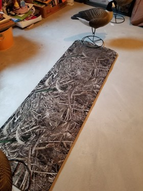 thermarest blind mat